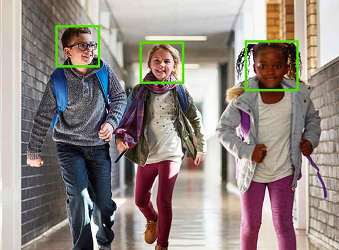 La biometria a scuola
