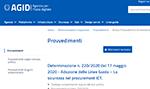 Pubblicate le Linee Guida AgId sulla sicurezza nel procurement ICT.