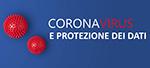 Pagina COVID del Garante Privacy