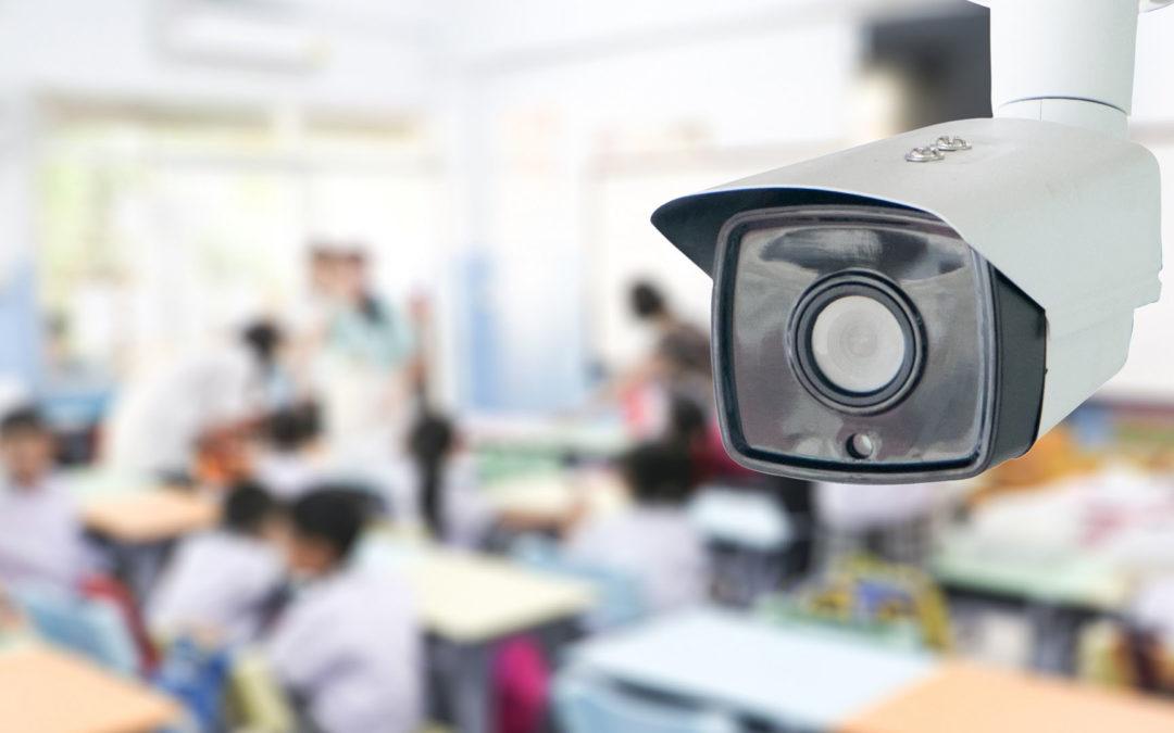 Videosorveglianza negli asili nido e nelle scuole dell'infanzia